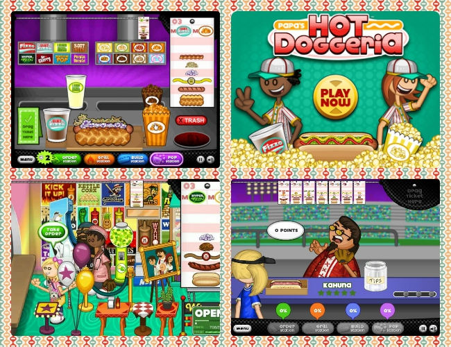 papas bakeria online game